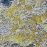 Humboldtina<br />Mina Csordakúti, Bicske-Csordakút, Cuenca Bicske-Zsámbéki, Fejér, Hungría<br />CdV: 2 x 2 cm<br /> (Autor: Kaszon Kovacs)