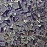 Fluorita<br />Filón Josefa-Veneros, Coroña de Arriba-La Collada, Zona minera de la Collada, Siero, Comarca Oviedo, Asturias, Principado de Asturias, España<br />15,3 x 10,9 cm.<br /> (Autor: Xavier bordas)