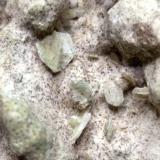 Tridymite<br />Euganean Hills (Colli Euganei), Padua, Padua Province, Veneto, Italy<br />5,5 cm x 5 cm<br /> (Author: Sante Celiberti)