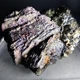 Pyrrhotite<br />Brosso Mine, Cálea, Léssolo, Canavese District, Torino Province, Piedmont (Piemonte), Italy<br />57 x 46 mm<br /> (Author: Sante Celiberti)