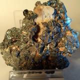 Titanite, Clinochlore<br />Rocca Sella, Almese, Susa Valley, Torino Province, Piedmont (Piemonte), Italy<br />64 x 63 mm<br /> (Author: Sante Celiberti)