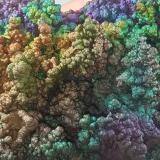 Goethite (variety turgite)<br />Graves Mountain, Lincoln County, Georgia, USA<br />8.3 cms x 5.6 cms<br /> (Author: kushmeja)
