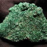 Atacamite<br />Mount Gunson Copper mines, Pernatty Lagoon, Stuart Shelf, South Australia, Australia<br />6.4x5x2 cm<br /> (Author: Joseph DOliveira)