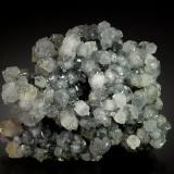 Quartz<br />Herja Mine, Chiuzbaia, Baia Sprie, Maramures, Romania<br />5.5 cm x 7.0 cm<br /> (Author: Michael Shaw)