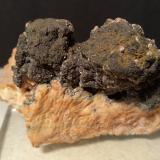 Löllingite<br />Cruvin mine, Bruzolo, Metropolitan City of Turin, Piedmont , Italy<br />75 x 46 mm<br /> (Author: Sante Celiberti)