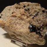 Hematite, Rutile<br />Monte Cervandone, Devero Alp, Baceno, Ossola Valley, Verbano-Cusio-Ossola Province, Piedmont (Piemonte), Italy<br />131 x 83 mm<br /> (Author: Sante Celiberti)