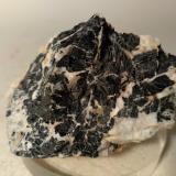 Chloritoid, Kyanite<br />Colle di Cervetto, Sampeyre, Cuneo Province, Piedmont (Piemonte), Italy<br />66 x 46 mm<br /> (Author: Sante Celiberti)