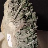 Omphacite<br />Bric Vert, Quincinetto, Metropolitan City of Turin Province, Piedmont (Piemonte), Italy<br />92 x 73 mm<br /> (Author: Sante Celiberti)