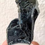 Hematites<br />Nador, Provincia Nador, Región Oriental, Marruecos<br />3,0 x 4,5 cm.<br /> (Autor: Carles)