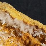 Aragonite<br />Grissianer Graben, Grissiano, Nalles (Nals), Autonomous Province South Tyrol, Trentino-Alto Adige (Trentino-Südtirol), Italy<br />9 x 7 cm<br /> (Author: Volkmar Stingl)