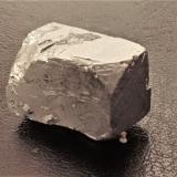 Pyrite<br />Elba Island, Livorno Province, Tuscany, Italy<br />1.5x.9x.9 cm<br /> (Author: Bob Morgan)