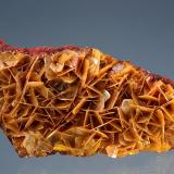 Wulfenite<br />Defiance Mine, Costello Mine group, Gleeson, Turquoise District, Dragoon Mountains, Cochise County, Arizona, USA<br />74 x 33 mm<br /> (Author: Gerhard Brandstetter)