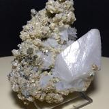 Calcite, Anhydrite, Dolomite, Pyrite<br />Campiano Mine, Montieri, Grosseto Province, Tuscany, Italy<br />66 x 61 mm<br /> (Author: Sante Celiberti)