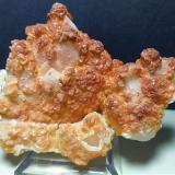 Calcite, Dolomite<br />Campiano Mine, Montieri, Grosseto Province, Tuscany, Italy<br />78 x 50 mm<br /> (Author: Sante Celiberti)