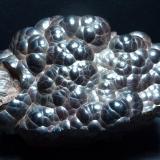 Hematites<br />Mina La Incomparable, Villafranca de Córdoba, Comarca Alto Guadalquivir, Córdoba, Andalucía, España<br />7 x 4,5 cm.<br /> (Autor: javier ruiz martin)