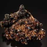 Sphalerite<br />Annabel Lee Mine, Harris Creek Sub-District, Hardin County, Illinois, USA<br />6.0 cm x 8.3 cm<br /> (Author: Michael Shaw)