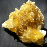 Baryte<br />Dongchuan District, Kunming Prefecture, Yunnan Province, China<br />7 x 6 cm<br /> (Author: Volkmar Stingl)