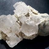 Fluorite<br />Lead mines, Obernberg am Brenner, Innsbruck-Land District, Tyrol/Tirol, Austria<br />4,5 x 3 cm<br /> (Author: Volkmar Stingl)