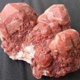 Calcite<br />Tonglüshan Mine, Edong, Daye, Huangshi Prefecture, Hubei Province, China<br />12 x 9 cm<br /> (Author: Volkmar Stingl)