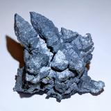 Acanthita (Acantita)<br />Mina Imiter, Jebel Saghro, Distrito Imiter, Provincia Tinghir, Región Drâa-Tafilalet, Marruecos<br />5,3 x 6,0 cm.<br /> (Autor: Carles)