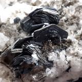 Hematite<br />Saurüssel, Mörchner area, Zemmgrund, Ziller Valley (Zillertal), North Tyrol, Tyrol/Tirol, Austria<br />7 x 4 cm<br /> (Author: Volkmar Stingl)