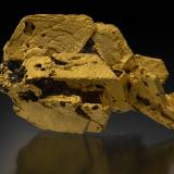 Gold<br />Kalgoorlie-Boulder, Kalgoorlie-Boulder Shire, Western Australia, Australia<br />30 mm<br /> (Author: Gail)