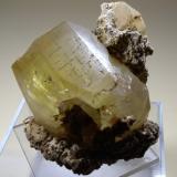 Calcite<br />Gonnesa, Sud Sardegna Province, Sardinia/Sardegna, Italy<br />60 x 55 mm<br /> (Author: Sante Celiberti)