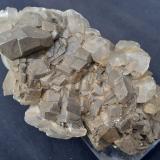 Calcite<br />St. Arbogast, Vorarlberg, Austria<br />13 x 9 cm<br /> (Author: Volkmar Stingl)