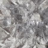 Fluorite, Barite<br />Jaimina Mine, Obdulia vein, Caravia mining area, Trechorio, Carrales, Caravia, Comarca Oriente, Asturias, Principality of Asturias, Spain<br />9 x 9 cm<br /> (Author: Volkmar Stingl)