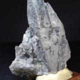 Baryte, Pyrite, Fluorite<br />Silius, Metropolitan City of Cagliari, Sardinia/Sardegna, Italy<br />11 x 8 cm<br /> (Author: Sante Celiberti)