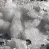 Calcite, Pyrite<br />Albvorlandtunnel, Wendlingen, Esslingen District, Stuttgart Region, Baden-Württemberg, Germany<br />6,5 x 5 cm<br /> (Author: Volkmar Stingl)