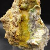 Wavellita<br />Palazuelo de las Cuevas, San Vicente de la Cabeza, Comarca Aliste, Zamora, Castilla y León, España<br />9x8cm<br /> (Autor: yowanni)