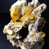 Baryte<br />Muscadroxius-Genna Tres Montis Mine, Silius, Sud Sardegna Province, Sardinia/Sardegna, Italy<br />70 x 60 mm<br /> (Author: Sante Celiberti)