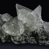 Calcite<br />Jiepaiyu Mine (Shimen Mine), Shimen County, Changde Prefecture, Hunan, China<br />80 x 70 x 60 mm<br /> (Author: Rob Schnerr)