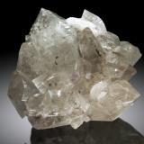 Cuarzo, Fluorita<br /><br />18.5x18cm, cristales hasta 11.5x7cm<br /> (Autor: Raul Vancouver)