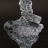 Hematite<br />Nador, Nador Province, Oriental Region, Morocco<br />6.7 × 4.9 × 0.5 cm<br /> (Author: Jordi Fabre)