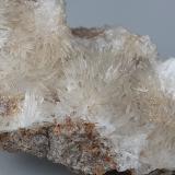 Aragonite<br />Griessenpass, Hochfilzen, Kitzbühel District, North Tyrol, Tyrol/Tirol, Austria<br />8,5 x 4 cm<br /> (Author: Volkmar Stingl)
