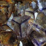 Fluorite<br />Cavendish Mill, Stoney Middleton, Derbyshire Dales District, Derbyshire, England / United Kingdom<br />62x40x28mm<br /> (Author: david916)