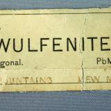 _Old label from unknown collection (Author: rweaver)