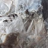 Aragonite<br />Hörndlinger Graben, Hochfilzen, Kitzbühel District, North Tyrol, Tyrol/Tirol, Austria<br />8 x 7 cm<br /> (Author: Volkmar Stingl)