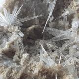 Aragonite<br />Hörndlinger Graben, Hochfilzen, Kitzbühel District, North Tyrol, Tyrol/Tirol, Austria<br />5 x 4,5 cm<br /> (Author: Volkmar Stingl)