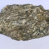 Actinolite in Talc<br />Hennsteige, Zemmgrund, Ziller Valley (Zillertal), North Tyrol, Tyrol/Tirol, Austria<br />23 x 11 cm<br /> (Author: Volkmar Stingl)
