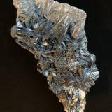 Covellite<br />Summitville Mine, Summitville District, Rio Grande County, Colorado, USA<br />195 mm X 88 mm X 70 mm<br /> (Author: Robert Seitz)