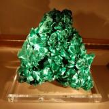 Malachite, Spann collection. (Author: Gail)