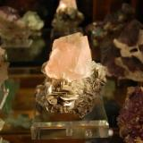 Fluorite from Pakistan. PINK!!!! (Author: Gail)