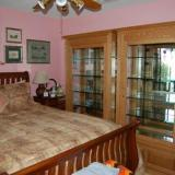 Rose room cabinet. (Author: Gail)