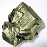 Pyrite Ambasaguas, Muro de Aguas, Rioja, Spain 70 mm x 55 mm (Author: Carles Millan)