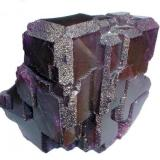 Fluorite La Collada, Siero, Asturias, Spain 110 mm x 86 mm (Author: Carles Millan)