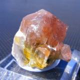 Elbaite,  Stak Nala, 45 mm x 45 mm (Author: Craig Mercer)