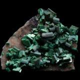 Torbernite,Margabal France 5cm (Author: parfaitelumiere)